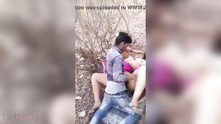 Dehati group sex clip outdoor sex MMS