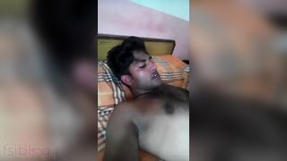 Recent desi sex movie scene of wicked in foreplay sex action