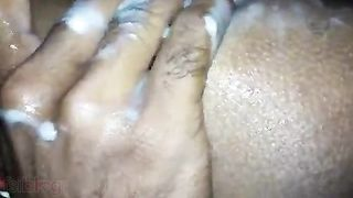Bangla aged love tunnel fingering show for her boyfriend