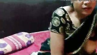 Hawt Bhabhi saree sex movie scene
