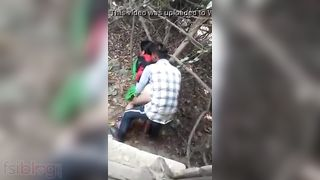 Bihari bhabhi sex movie caught and in nature's garb by a voyeur