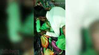 Dehati trio sex episode discharged by a cuckold lover