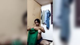 Indian porn blogs in nature's garb MMS selfie video