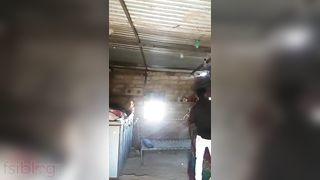 Dehati sex movie of a village wench with her client