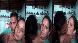Punjabi boob engulfing video exposed on cam