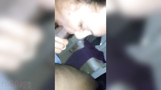 South Indian oral act clip of a sexy hot girlfriend