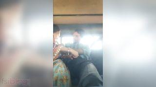 Dehati large weenie engulfing inside auto Dehati hawt clip