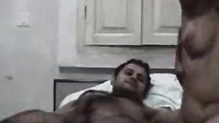 Telugu incest sex clip of Saali and Jija