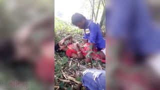 Odia outdoor sex MMS movie scene of whore having sex with client