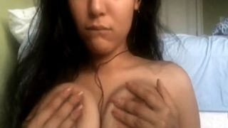 NRI gf love muffins show Skypevideo call got oozed out