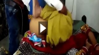 Village wife home sex video caught by her bf trickled