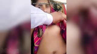 Village legal age teenager cutie stripped her Desi legal age teenager mangos to a stranger