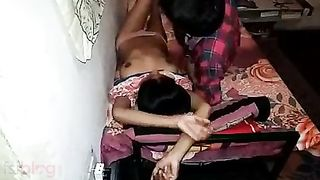 Indian Incest sex video of Chennai sister and stepbrother