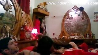 Teen sex episode of a hawt bhabhi having sex with her youthful neighbor