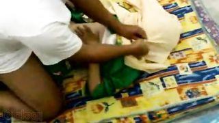 Hindi sexy video of a slutty Muslim girl fucking her lover