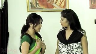 Hot sex clip of an Indian hotty enjoying with her brother-in-law