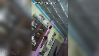 Hindi hawt video of a large wazoo bhabhi enjoying with her young boyfriend