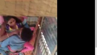 Desimms of a young pair having sex caught by a hidden webcam