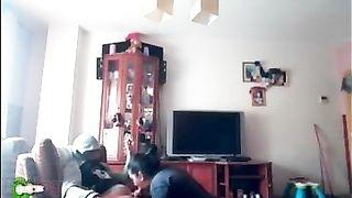 Mature bhabhi enjoys hardcore sex with her juvenile tenant