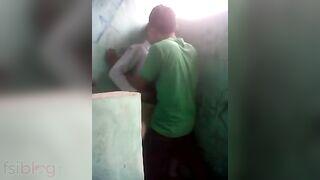 Desi mms hawt sex movie scene of female security guard