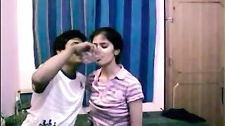 Indian xxx sexy episode of college legal age teenager cutie Ritika with boyfriend