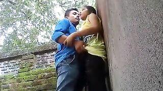 Desi porn episode of college legal age teenager cutie Aayu in HD