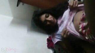 Indian xxx movie scene of teen cutie Divya with her boyfriend