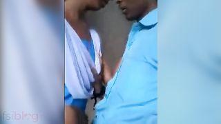 Desi mms Indian sex scandal of hot college cutie Kavita
