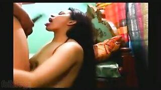 Desi mms Indian sex scandal of older aunty Sandhya