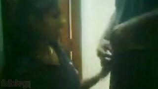 Tamil sex movie scene of xxx Indian bhabhi ki chudai at home by devar