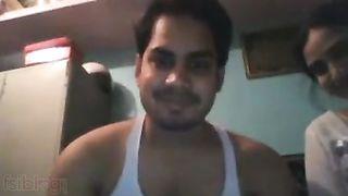 Desi mms scandal blue film of Indian bhabhi Jasleen leaked
