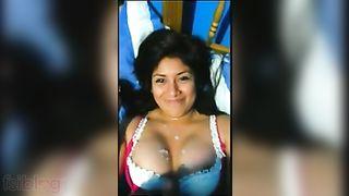 Hindi sex Indian porn movie scene of college Mumbai cutie leaked