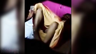 Bengali sex movie scene of South Indian aunty with juvenile boyfriend