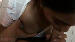 Desi mms sex scandal of cheating bhabhi with boyfriend in hotel
