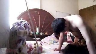 Incest sex scandal of desi sister brother caught on hidden livecam!