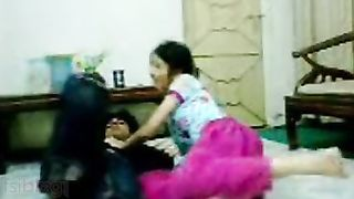 Pakistani chap hardcore home sex with friends sister  1 hour