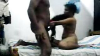 Sensational Incest sex tape of Indian bhabhi devar leaked online