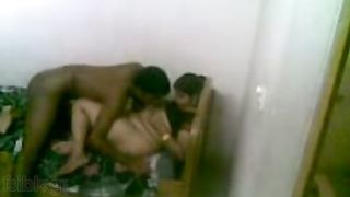 Large booty Indian aunty hidden cam sex scandal movie scene