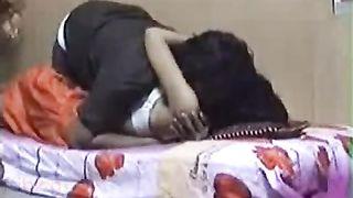 Hyderabad bhabhi enjoys hardcore incest sex with devar
