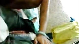 Desi Indian village gal gives astounding oral-sex