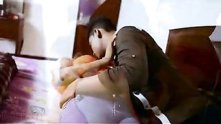 Desi Masala College Lovers Home Sex MMS Scandal