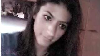 Indian porn clip of strip tease on cam