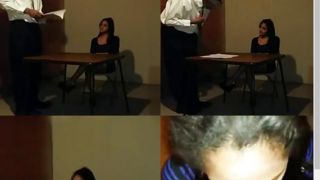 Indian sex mms of desi beautiful office girl with client
