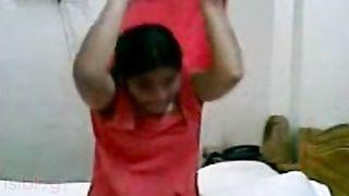 Desi leaked mms of bangladeshi sexy bhabhi with neighbor boy