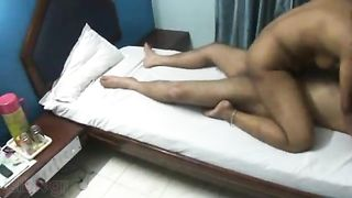 Paki unsatisfied bhabi with her driver and plumber MMS