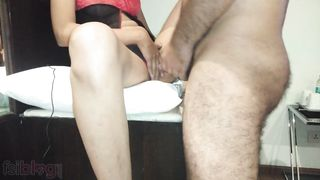 XXX porn of amateur Desi actress who receives the cock in her snatch