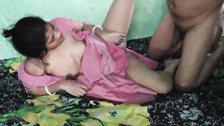 Bengali Bhabhi MILF Desi Wife Sex With Lover